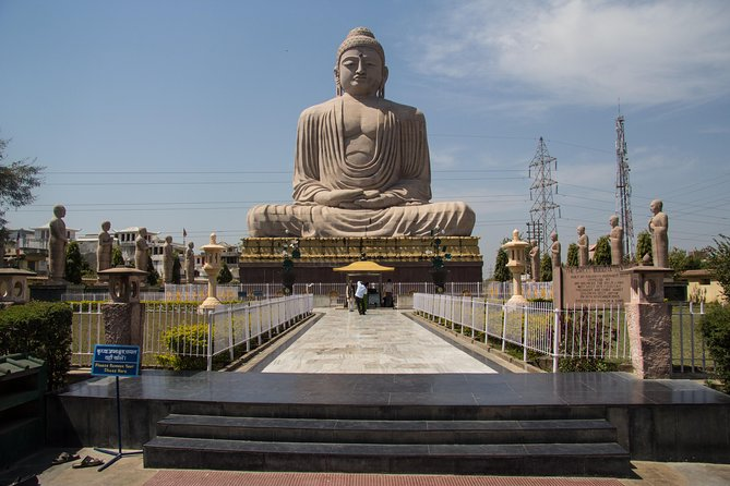 Bodhgaya Sightseeing With Monuments Entrances