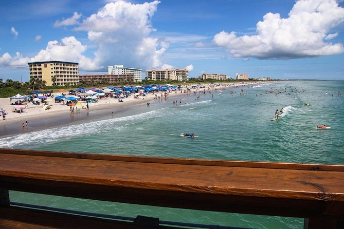 Private Cocoa Beach Day Tour Groups up to 11 - Mercedes Sprinter - One Price