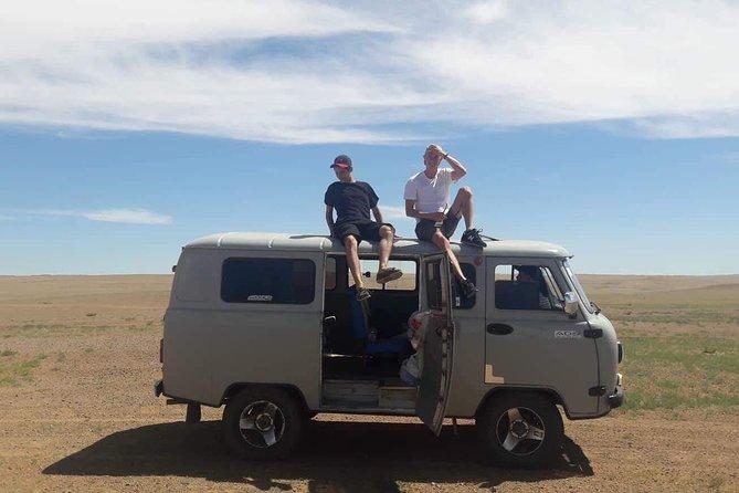 12 Days Gobi Desert and Express Mongolia