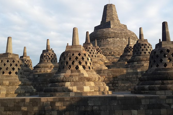 Shore Excursion from Semarang: BOROBUDUR PRIVATE TOUR