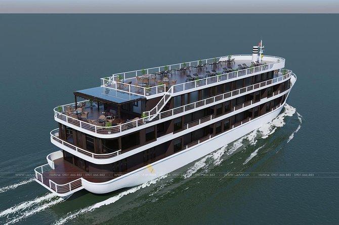 Ha Long Bay and Lan Ha Bay -Cat Ba Island 2 Days 1 Night On Doris Cruise -5 Star