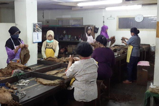 Chocolate, Coffee, Cigar and Culture of Yogyakarta