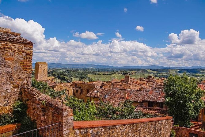 Private 8-hour Tour to Siena and San Gimignano from Florence w/ Hotel Pick-up