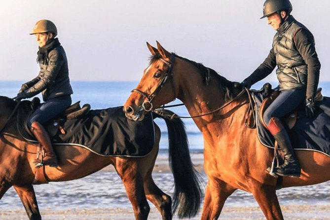 Gallop on Deauville Beach