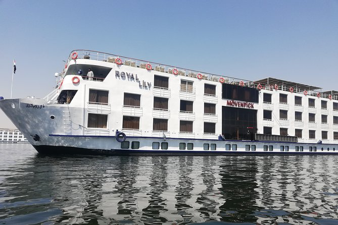 Nile Cruise Luxor - Aswan 4 Nights 5 Days full board with sightseeing photo 4