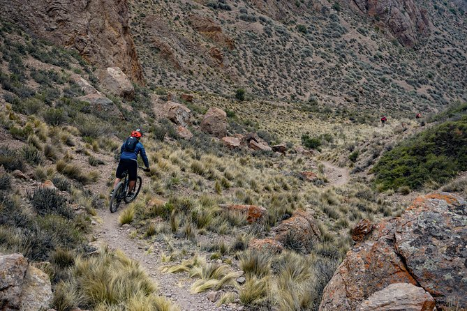 Full Day - Mountain Bike in the Andes