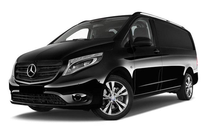Minivan Mercedes Vito