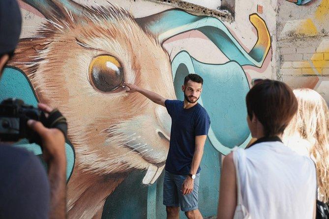 Barcelona Street Art Walk