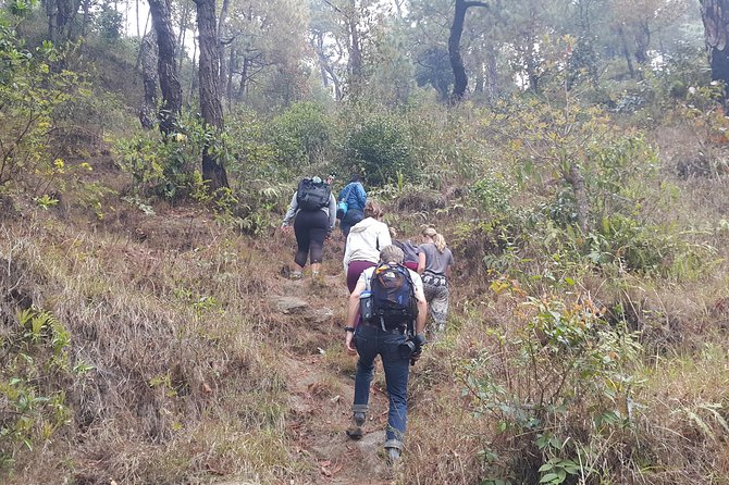 Sankhu Nagarkot Hiking
