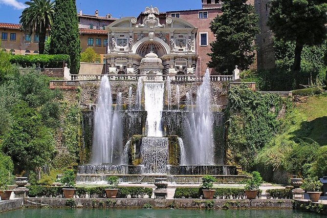 Water, power and grace: a tour in Tivoli, in Rome hillside