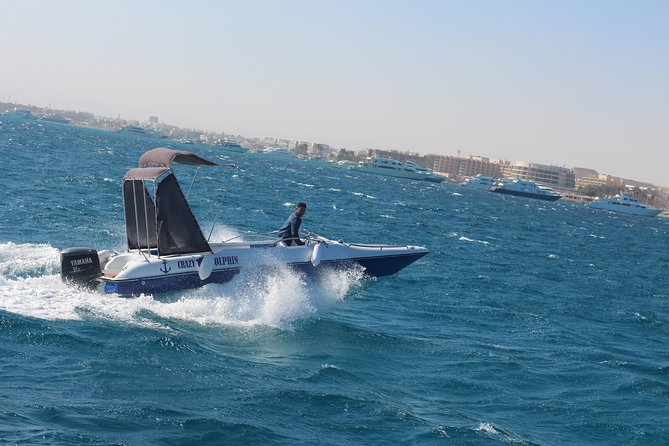 4 Hours Orange Island By Speed Boat With Water Sports - Hurghada