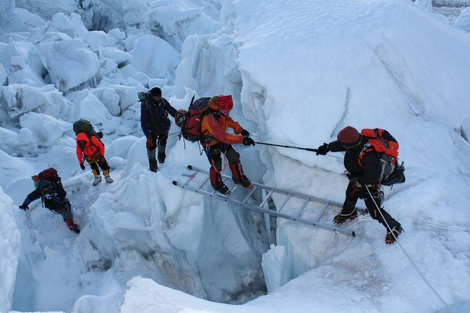 Mount Everest Expedition 2020