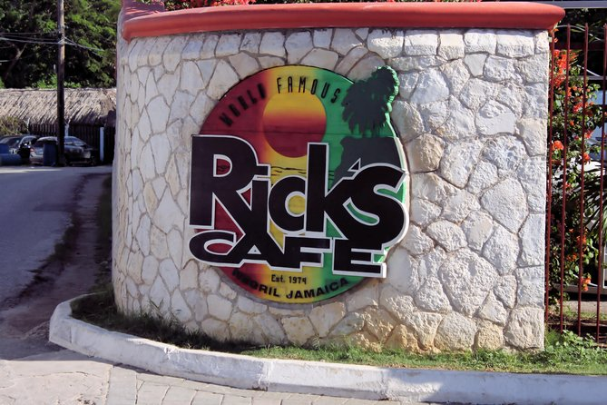 Benta River Falls and Rick's Cafe Day Adventure from Montego Bay
