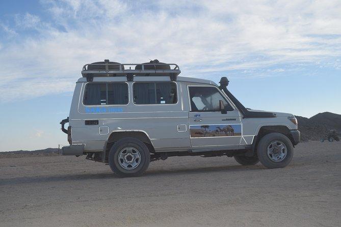 Makadi Bay Adventure 4WD Safari To Sahara Park