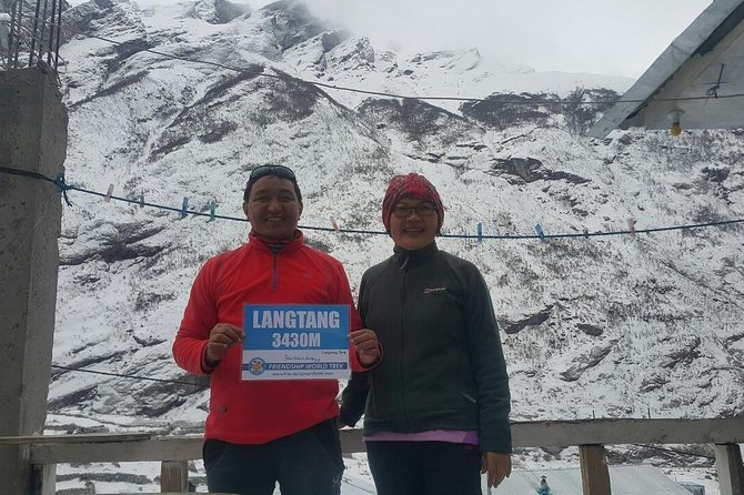 Lang-Tamang Valley Trek