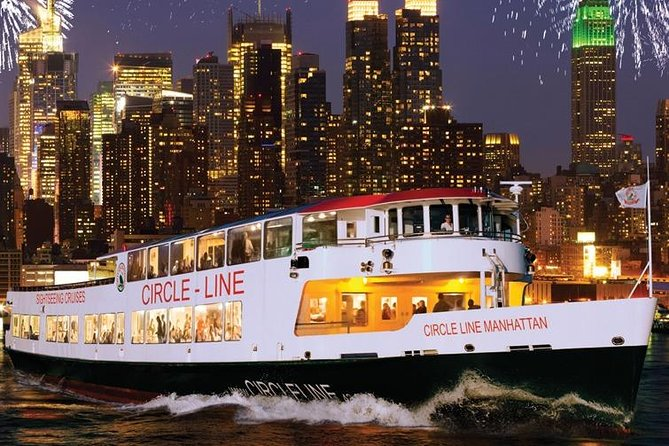 Circle Line: 4th of July Fireworks Cruise