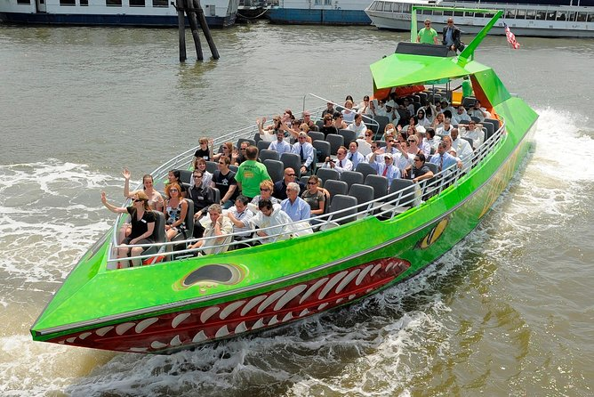 Circle Line: Beast Speedboat Ride