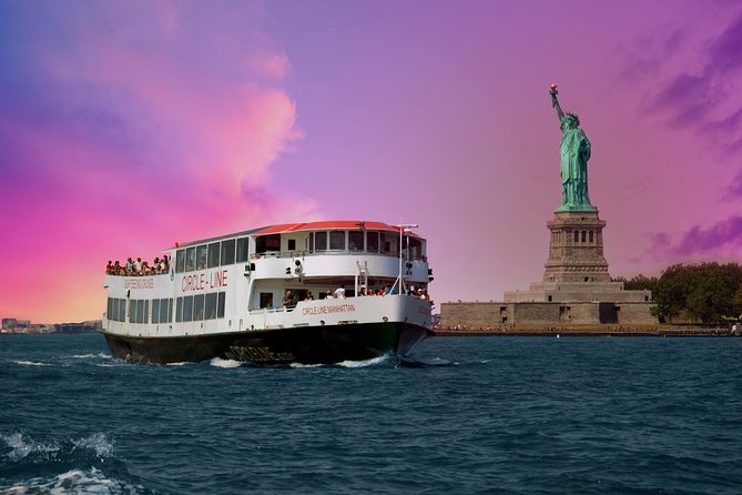 New York City Sunset and Harbor Lights Early-Evening Cruise