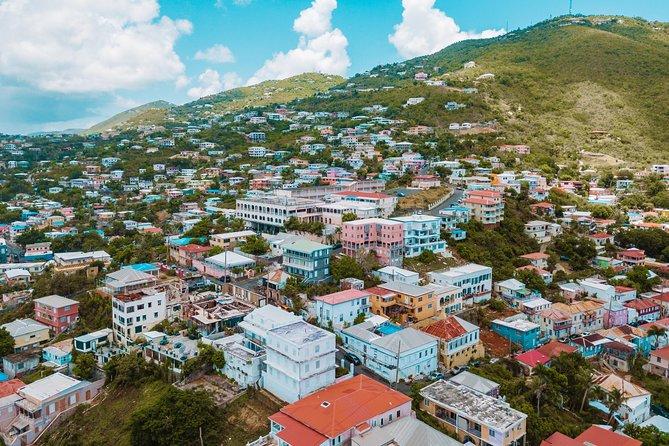 Vi Top Taxi & Tours USVI-Scenic Island Tour ,St. Thomas