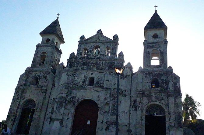 3 full days tour at Granada, Masaya and Leon area from Managua