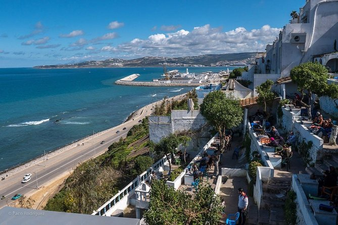 explore the pleasent places in tangier