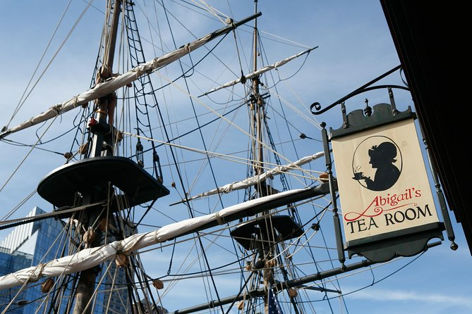 Boston Tea Party Ships & Museum Admission