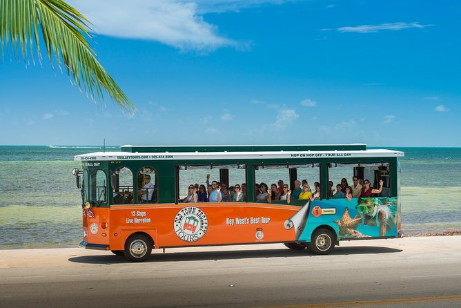 Key West Shore Excursion: Key West Hop-On Hop-Off Trolley Tour