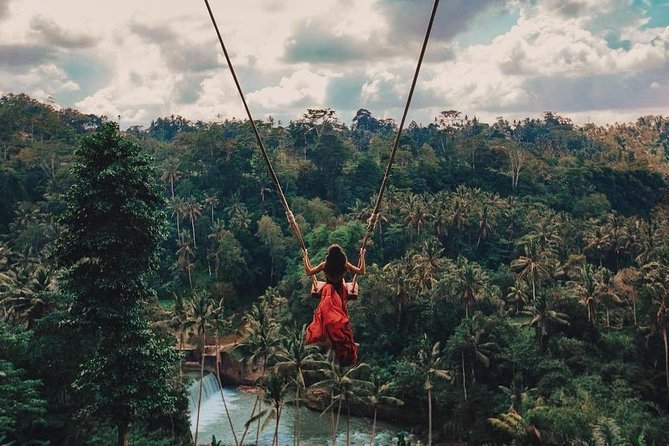 Best of Ubud Tour with Bali Jungle Swing