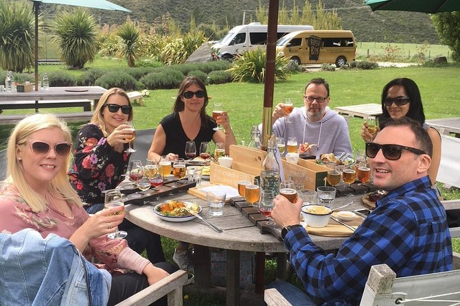 Mountain Air and Beer Craft Beer Tour Queenstown