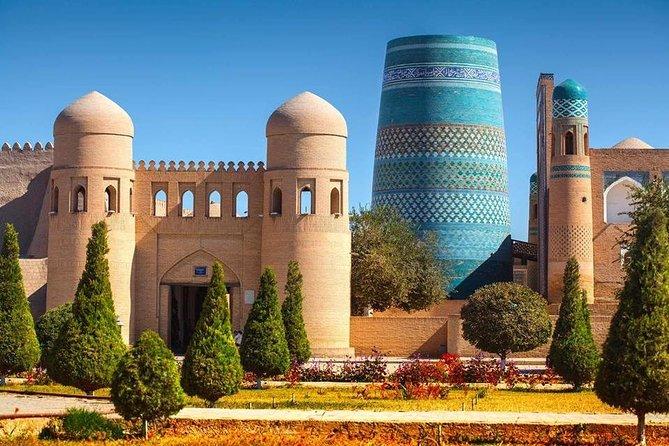 Silk Route Tour (Uzbekistan-Kazakhstan-Turkmenistan-Kyrgyzstan) 10N-11D