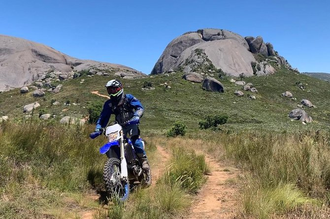 Discovery off-road motorbike tour in the Paarl Mountain Nature Reserve