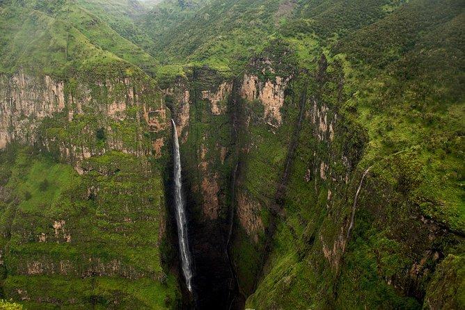 Trekking Simien Mountains in only 5 Days, Ethiopia