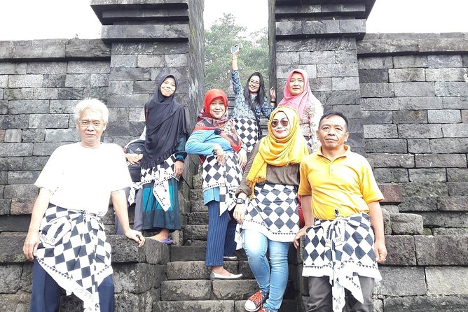 Exotic Sukuh and Cetho Temples in One Day Tour