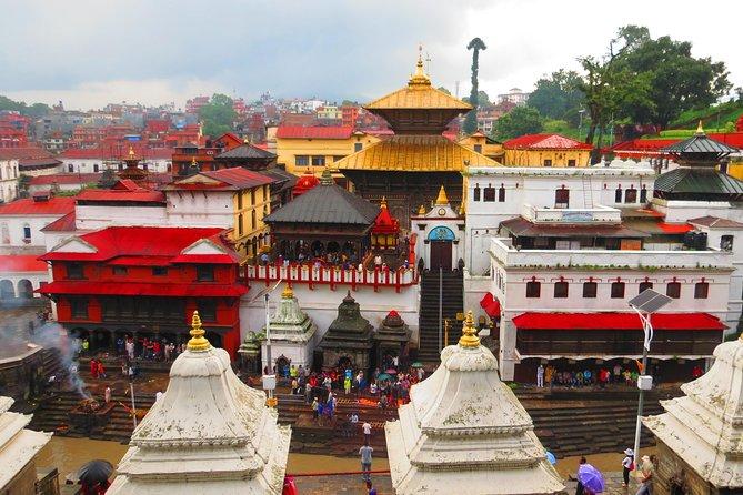 Private Tour of Pashupatinath and Bouddhanath