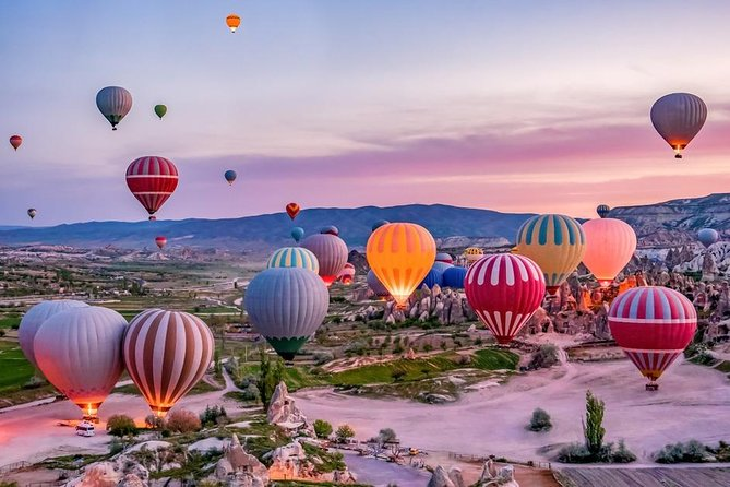 Full Day Cappadocia Tour From Istanbul by Plane with Optional Balloon Flight