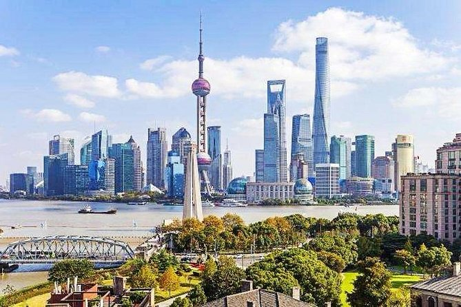Shanghai City Private Tour from Nanjing by Bullet Train with Drop-off Option