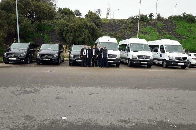 Transfer from Agadir to Dakhla