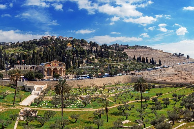 Mount of Olives Group Tour plus Mahane Yehuda Market photo 1