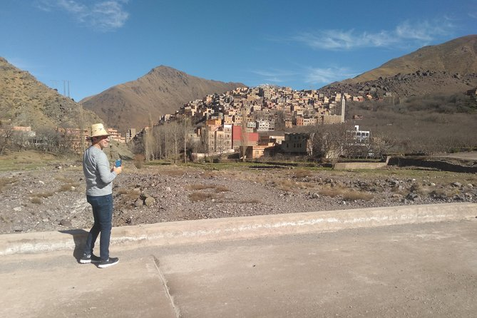 Overnight in a Berber village in the heart of the Atlas Mountains