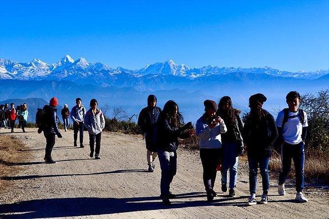2N/3D - Chisapani to Nagarkot Trek from Kathmandu