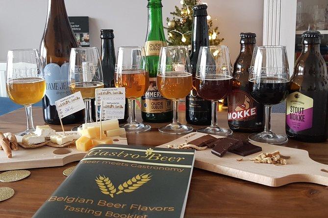Beer Tasting - Belgian Beer Flavours