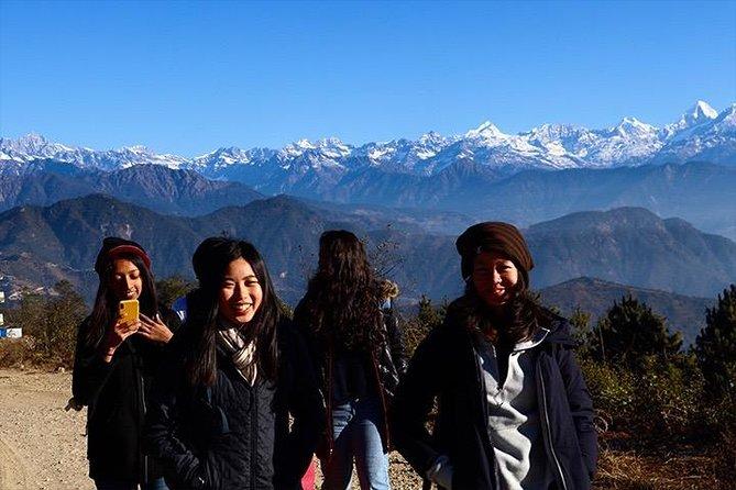 4 Days Trek Around Kathmandu Nepal