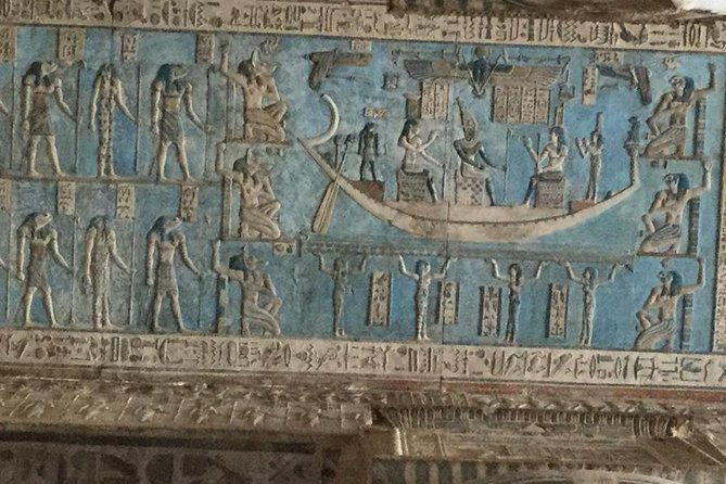 day trip from luxor to Abydos & Dendara temples (Private)