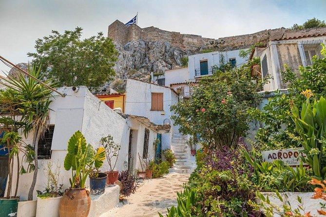 Acropolis and Athens Old Town Walking Tour