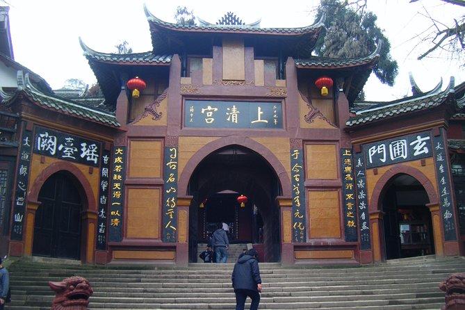 Dujiangyan Irrigation System and Mount Qingcheng Walking Tour