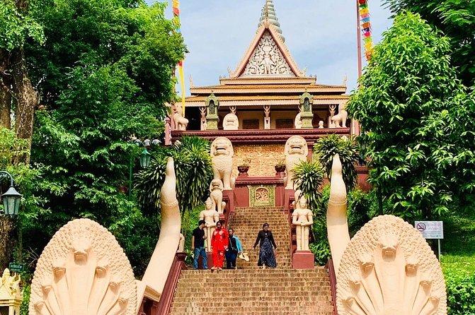 Full-Day Phnom Penh Tuk Tuk City Tours