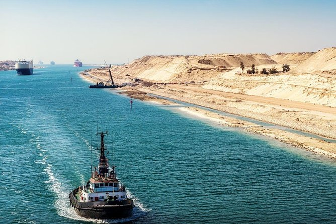 Private day trip to Suez Canal