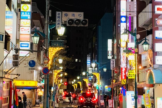 Lesbian/Queer/WLW bar-hopping in Tokyo's gay district with a local