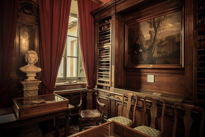 """On the footsteps of the """"Grand Tour"""" in Rome: Keats, Shelley and Goethe"""