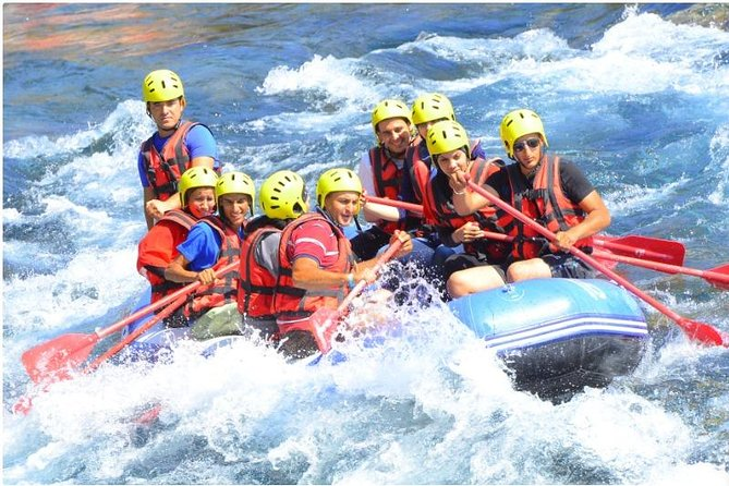 Rafting with Lunch from Antalya